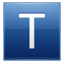 Png Letter T Icon image #11491