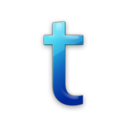 Letter T Free Vector