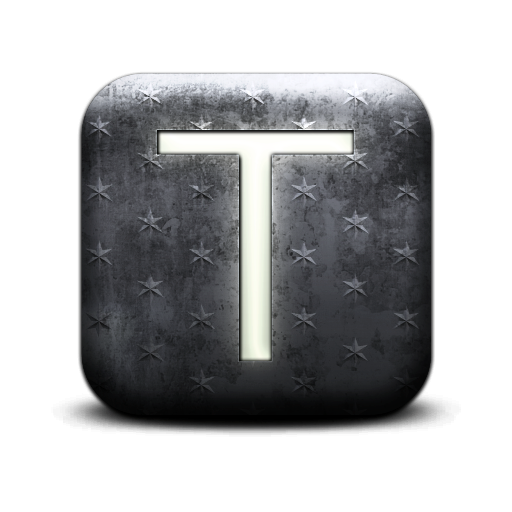 Letter T Png Free Icon image #11502