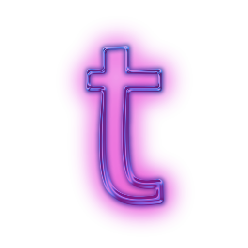 Letter T Icon Download Png