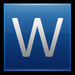 Windows For Letter W Icons image #8972