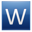Icon Letter W Png image #8973