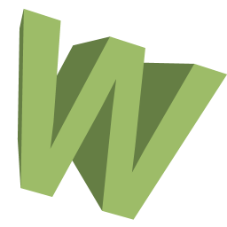 Vector Letter W Png image #8961