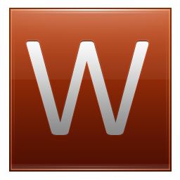 Icon Letter W Png image #8978
