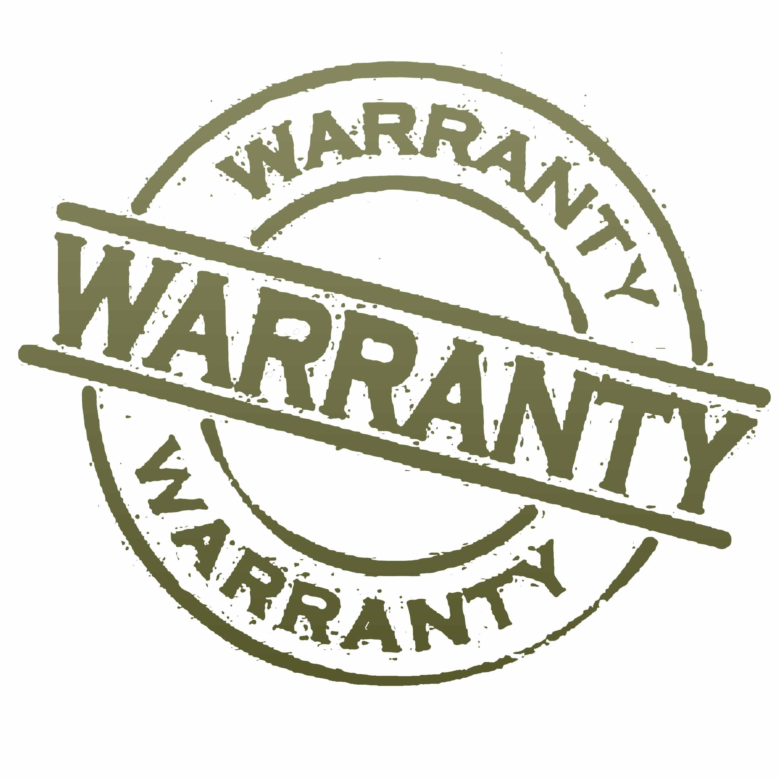 Lifetime Warranty Icon image #38120