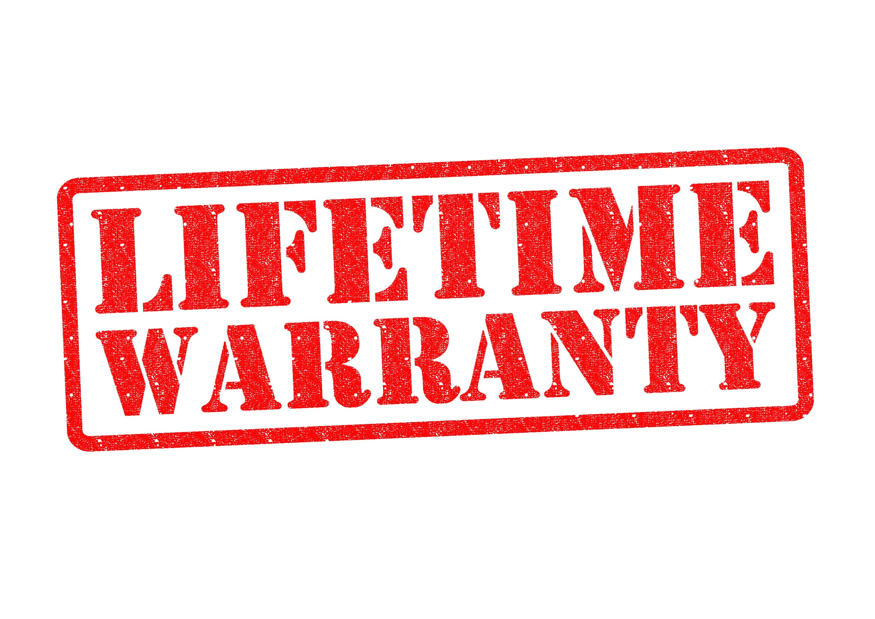 Lifetime Warranty Icon image #38121