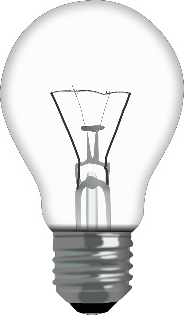 Lightbulb Transparent PNG