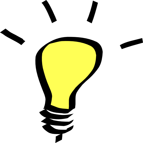 Lightbulb Png Available In Different Size