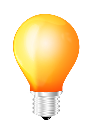Transparent Png Background Lightbulb