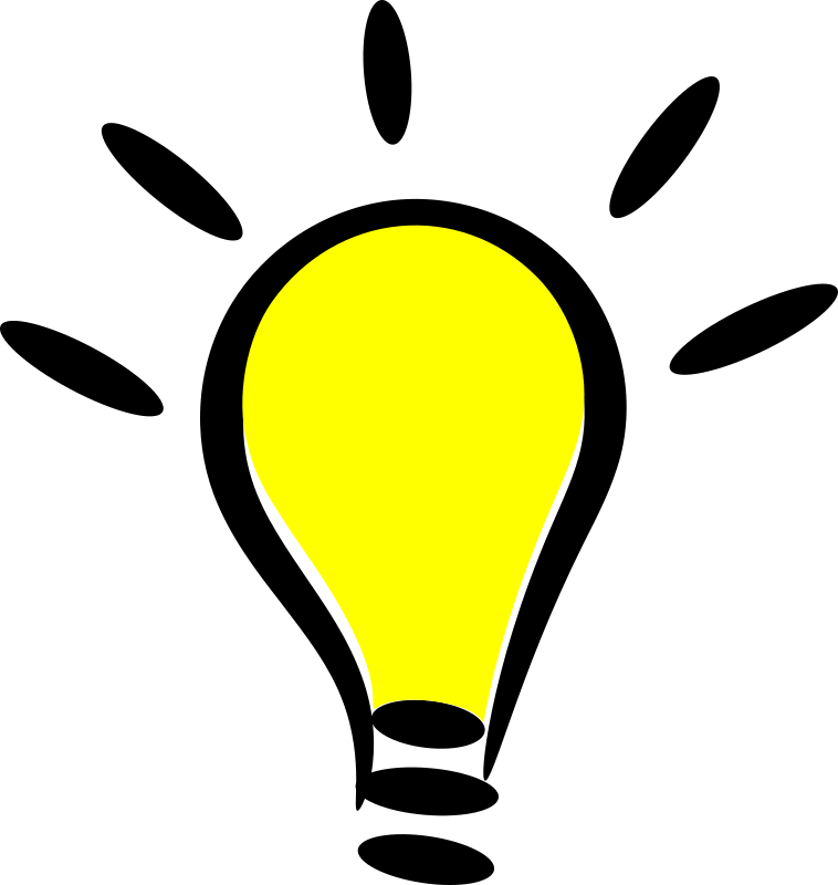 Light bulb png images free icons and png backgrounds for Lampadina stilizzata