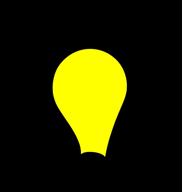 Light Bulb Lit image #837