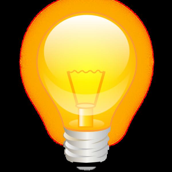 Light Bulb Png image #818