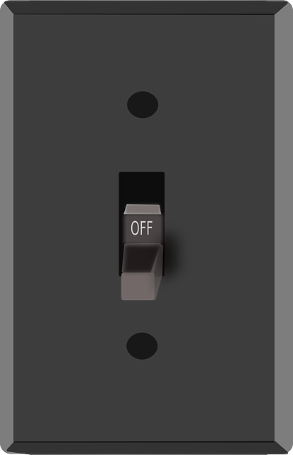 Size Light Switch Icon