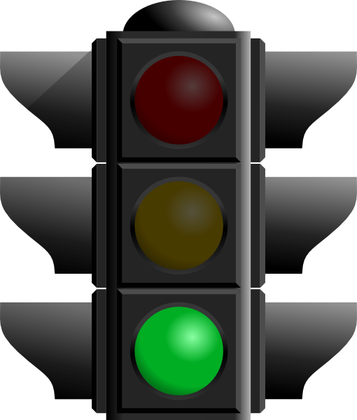 Light, Traffic, Traffic Light, Transport Icon  image #5867
