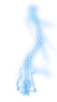 Download Free High quality Lightning Bolt Png Transparent