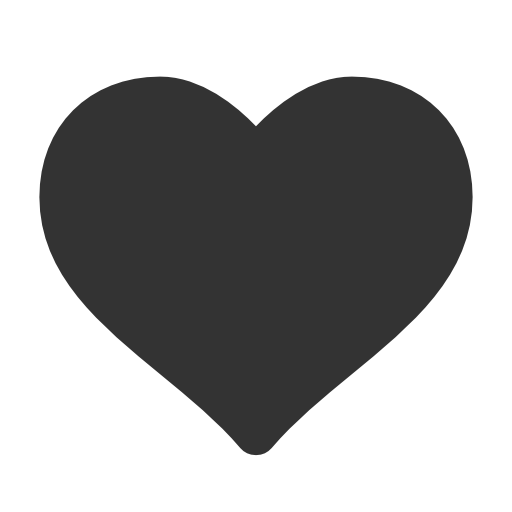 Like heart icon