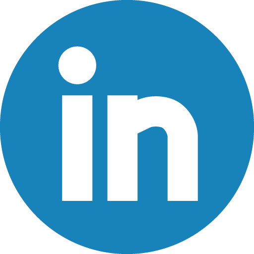 Linkedin Icon Vector