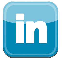 Free Download Of Linkedin Logo Icon Clipart