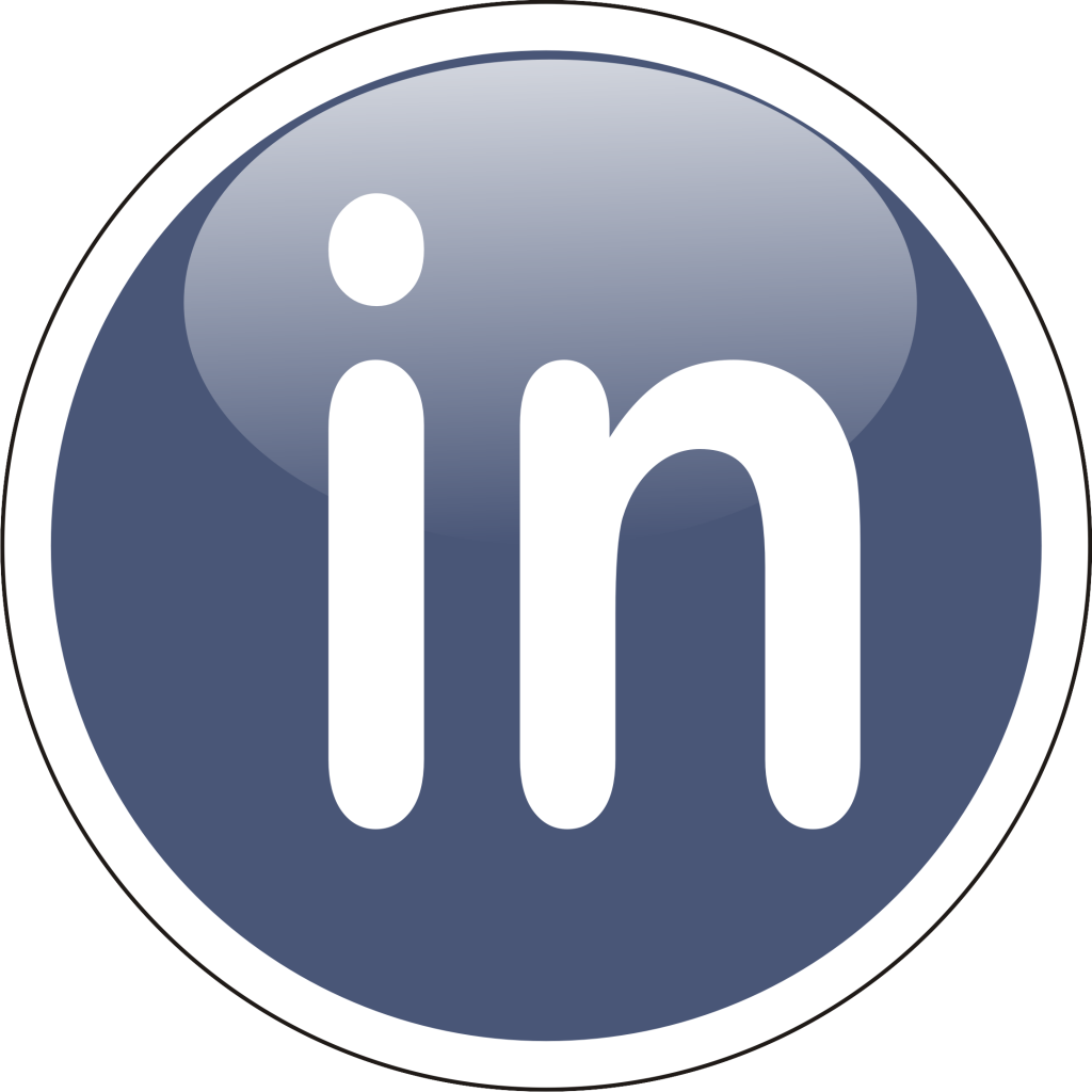 Photo Linkedin Logo PNG