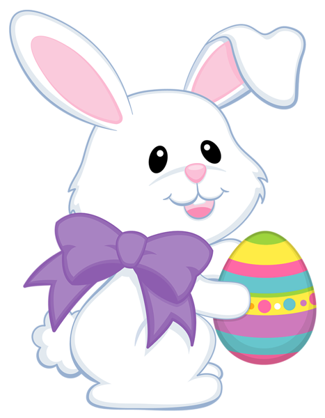 Little Easter Bunny Transparent Background image #46573