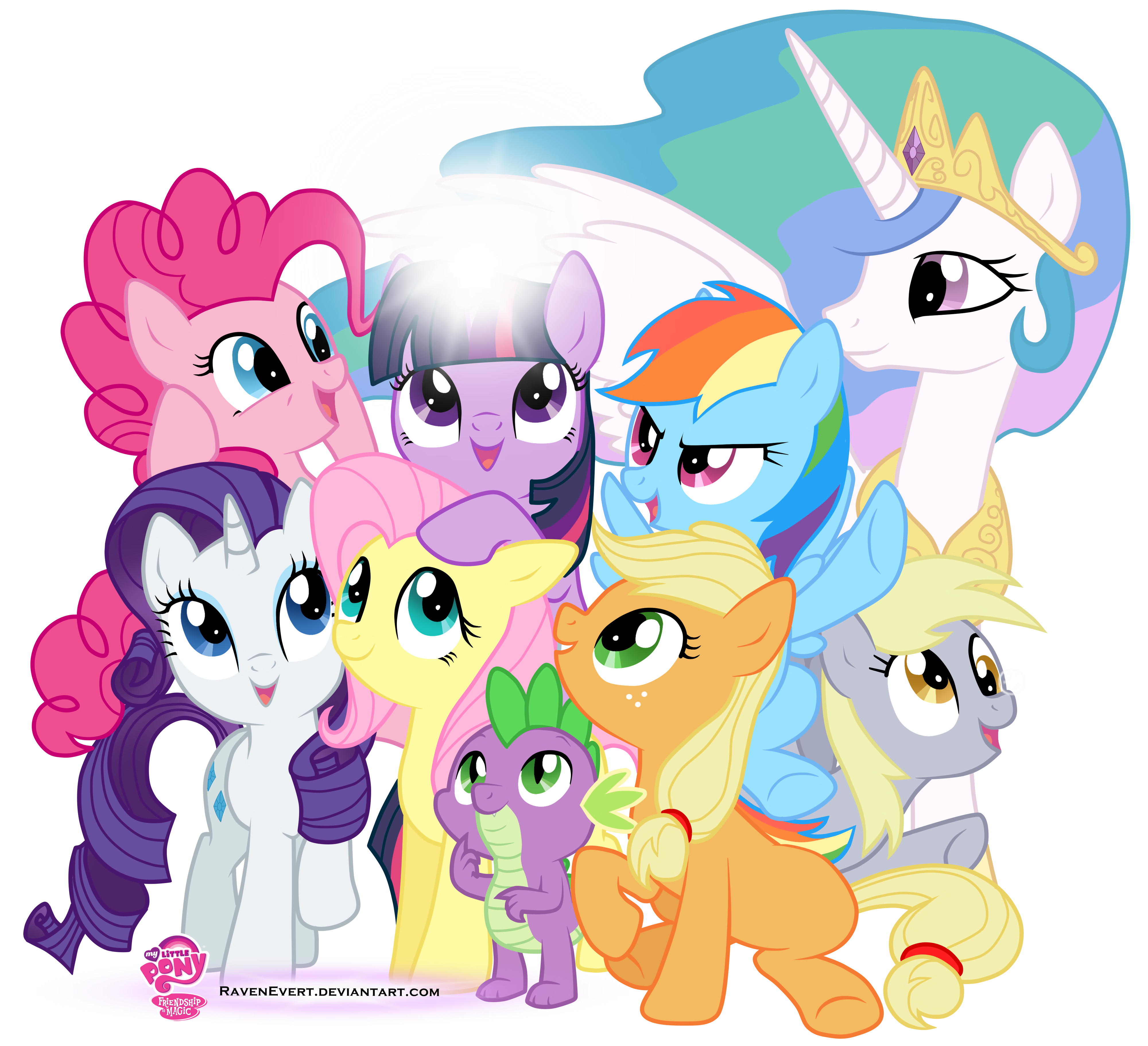 Little Pony Groups PNG Free Download image #47127