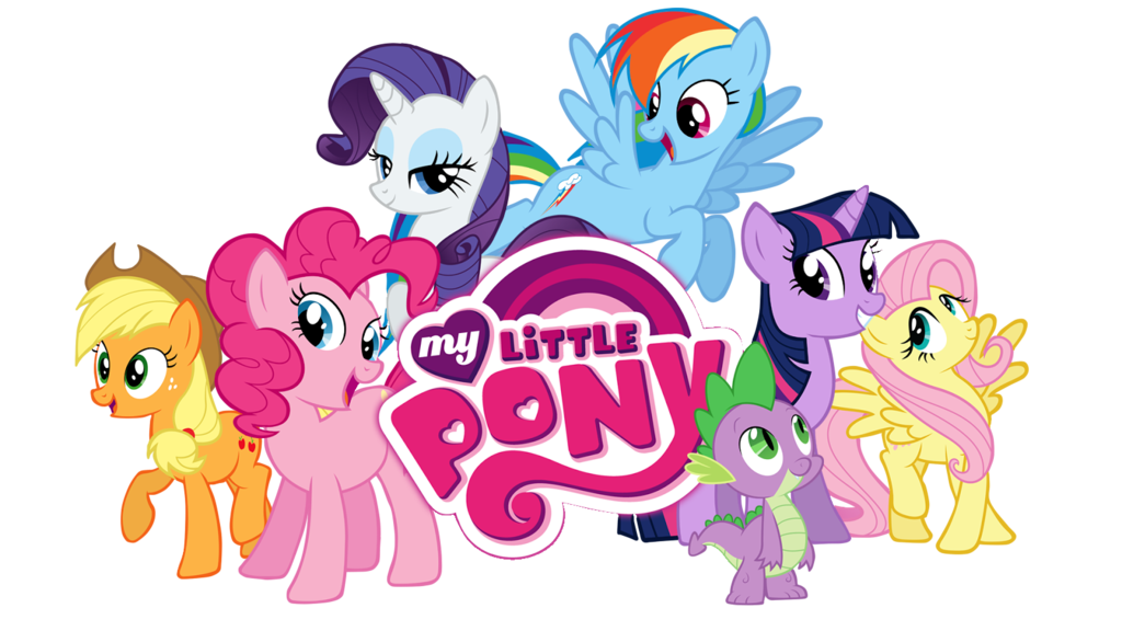 Little Pony Logo Png image #47133