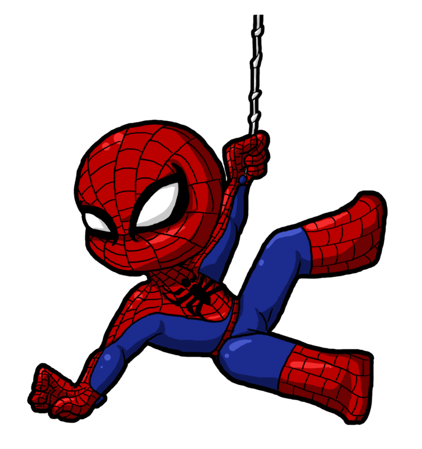 Little Spider Boy png