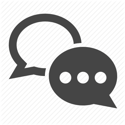 Dating chat icon premium logo png