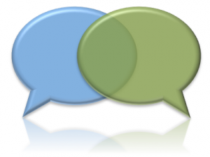 Live Chat Vector Icon image #7420