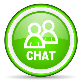 Png Live Chat Simple image #7409
