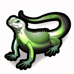Lizard Icon Hd image #33197