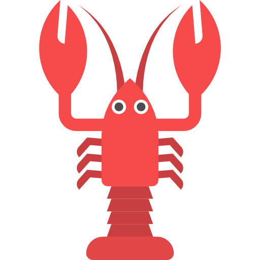 Png Simple Lobster image #22366