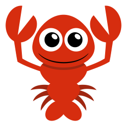 Vector Lobster Free image #22354