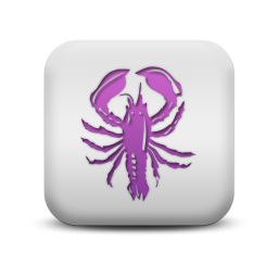 Lobster Icon Drawing image #22359