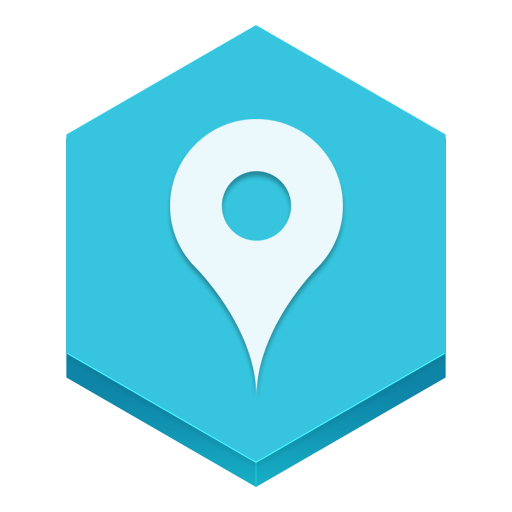 Location Icons No Attribution