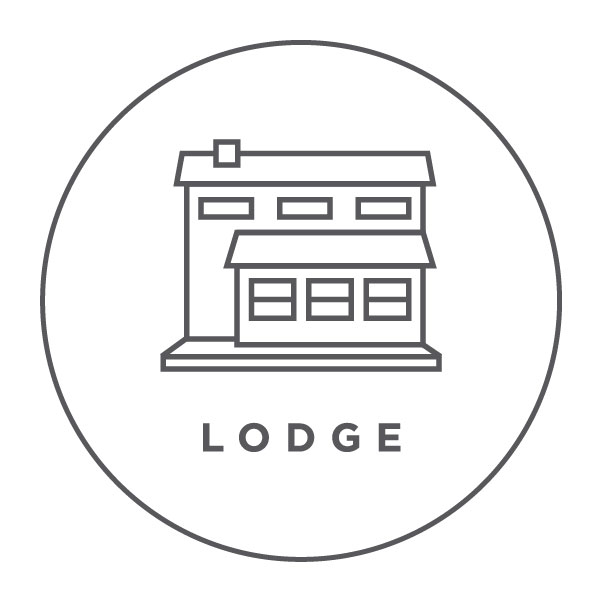 Lodge Png Icon image #27464