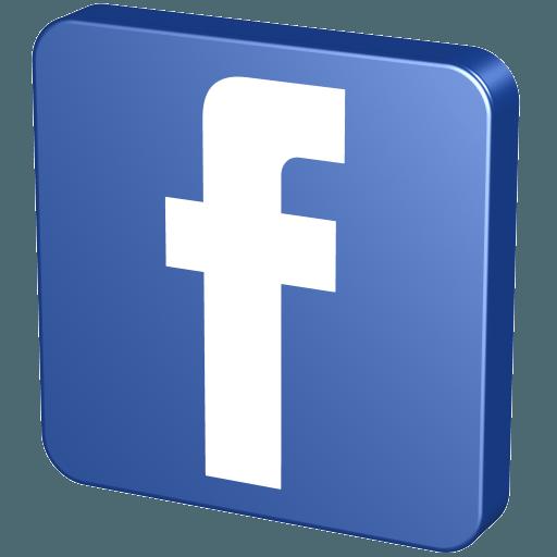 logo facebook :