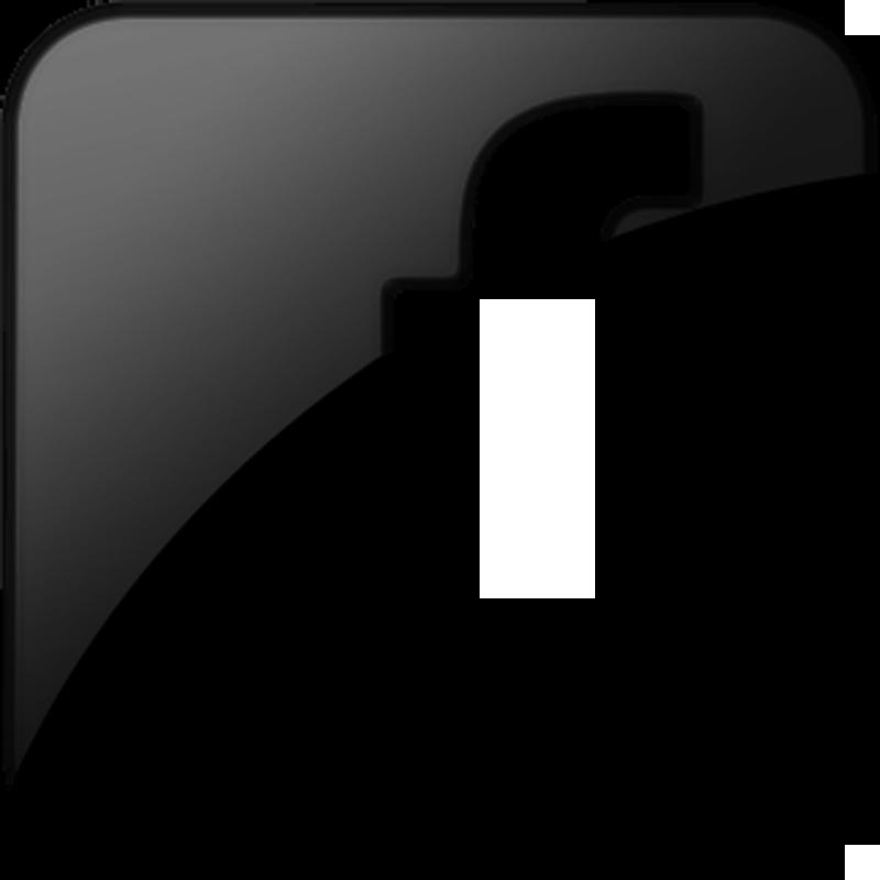 Like Facebook Logo Black And White Logo Facebook b...