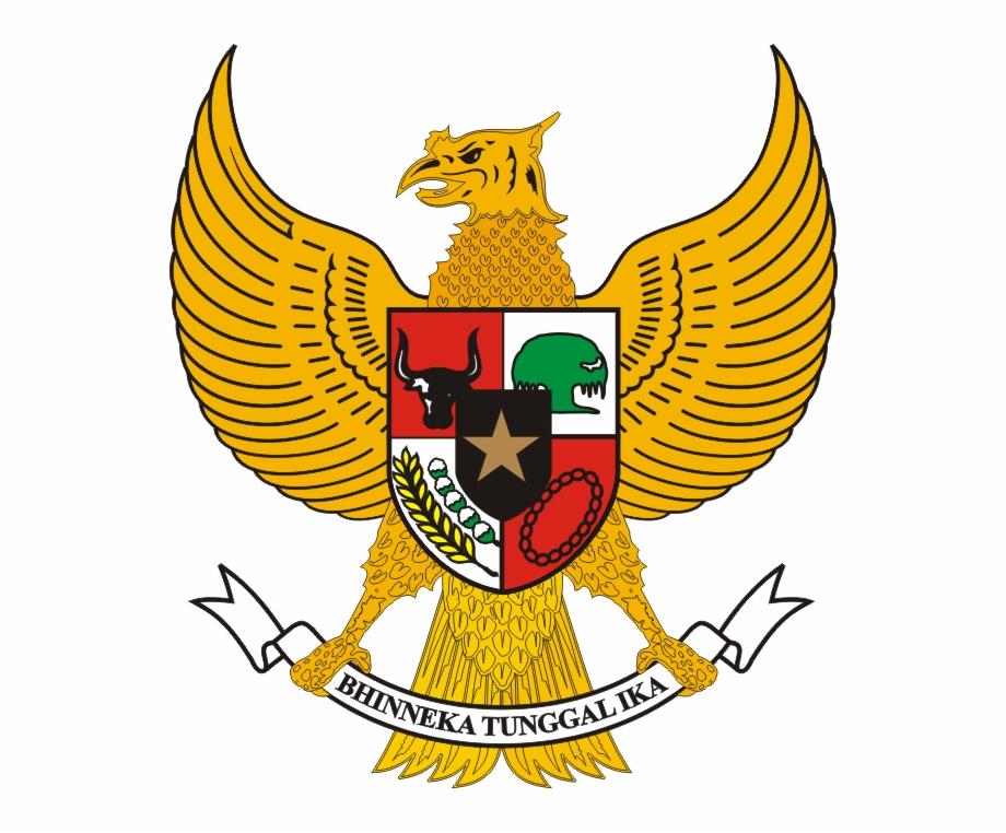 Logo Garuda Pancasila Emas Gudang Logos