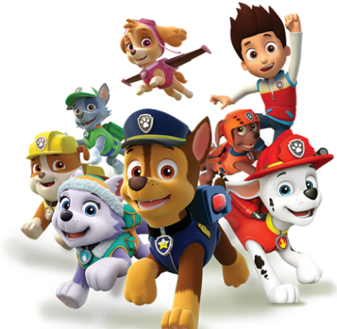 Logo Png Paw Patrol Pictures image #41908