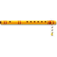 lord krishna Flute hq PNG Picture