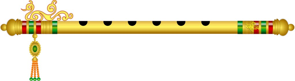lord krishna flutes krishna bansuri png free flute