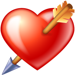 Love Heart Icon image #10011