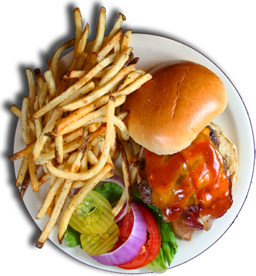 Lunch Burger Png image #4957