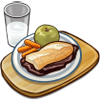 Lunch Icon Png image #4950