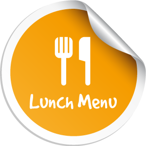 Lunch Menu Png image #4949