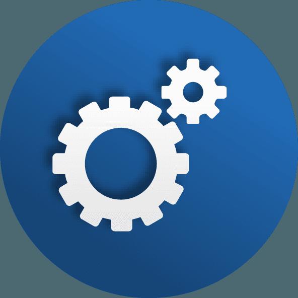 Machinery Mechanical Mechanism Technology Icon 37778