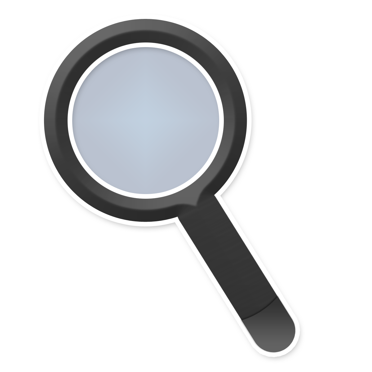 Free Magnifying Glass Vector image #26759