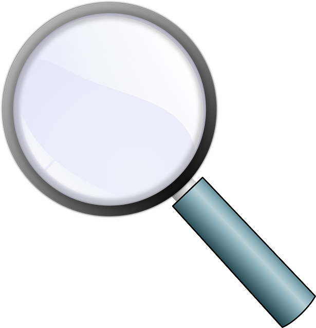 Png Download Icon Magnifying Glass
