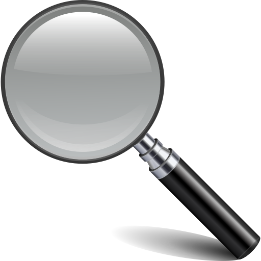 Hd Icon Magnifying Glass image #26778